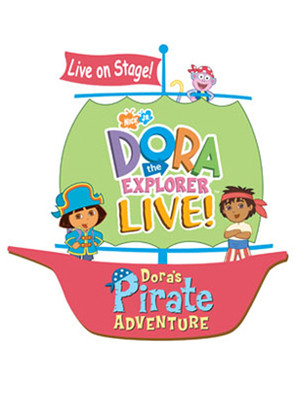 Dora The Explorer Live! at St. George Theatre
