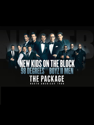 New Kids On The Block, 98 Degrees & Boyz II Men at Izod Center