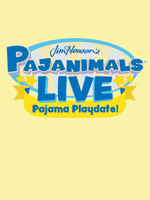 Pajanimals Live Poster