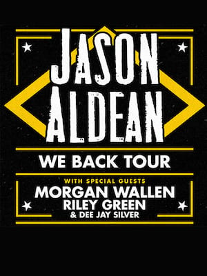 Jason Aldean at Walnut Creek Amphitheatre Circus Grounds