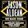Jason Aldean, Fiddlers Green Amphitheatre, Denver