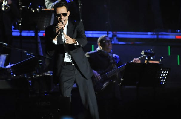 Marc Anthony, Amway Center, Orlando