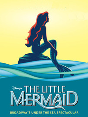 Disneys The Little Mermaid, Whitney Hall, Louisville