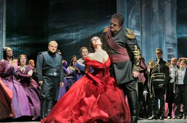 Metropolitan Opera Otello, Metropolitan Opera House, New York