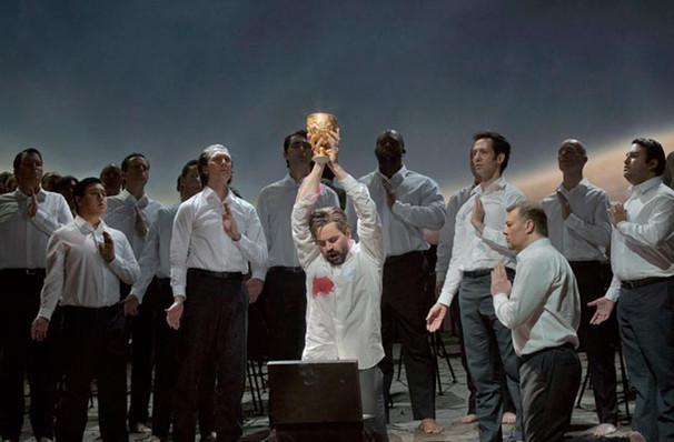 Metropolitan Opera Parsifal, Metropolitan Opera House, New York