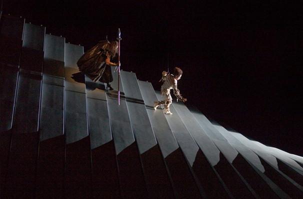 Metropolitan Opera Das Rheingold, Metropolitan Opera House, New York
