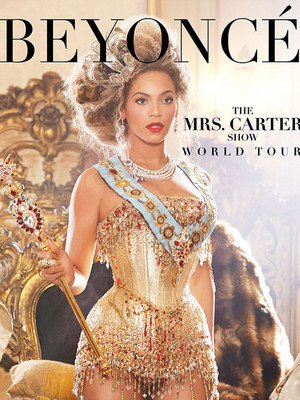 Beyonce at Air Canada Centre