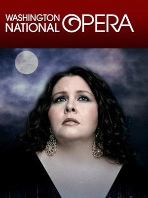 Washington National Opera: Norma Poster