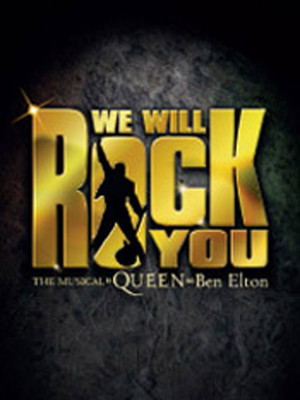 We Will Rock You, Taft Theatre, Cincinnati