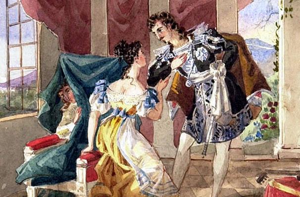 Arizona Opera The Marriage of Figaro, Phoenix Symphony Hall, Phoenix