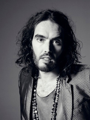 Russell Brand: Brand X Live Poster