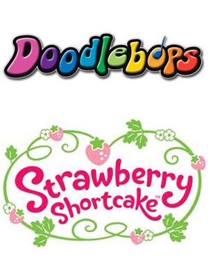 Doodlebops & Strawberry Shortcake Poster