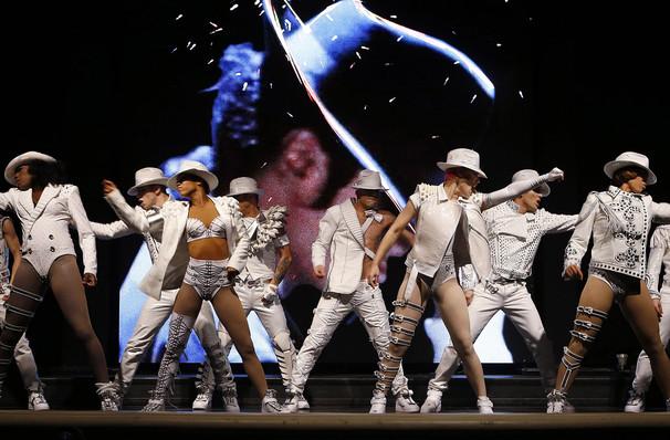 Cirque du Soleil Michael Jackson One, Michael Jackson ONE Theatre, Las Vegas