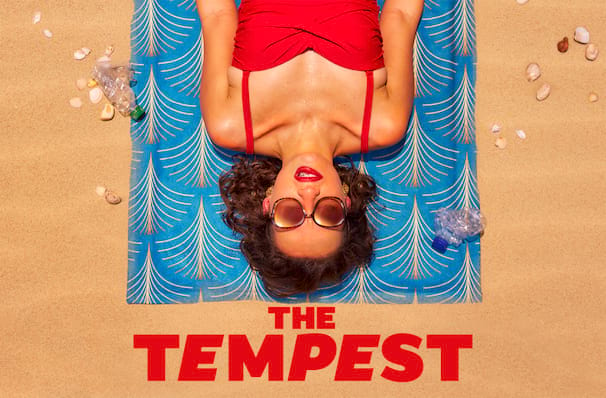 The Tempest, Shakespeares Globe Theatre, London