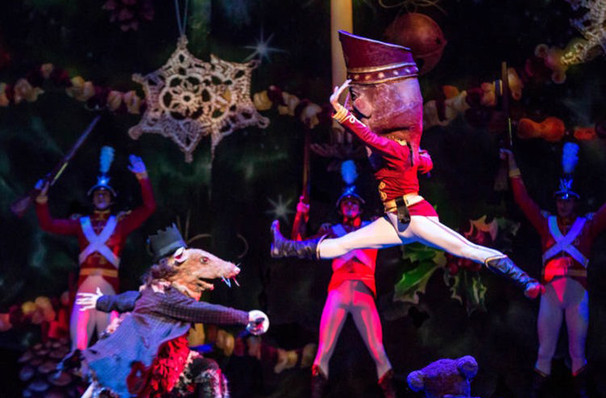 Joffrey Ballet - The Nutcracker