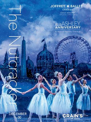 Joffrey Ballet - The Nutcracker Poster