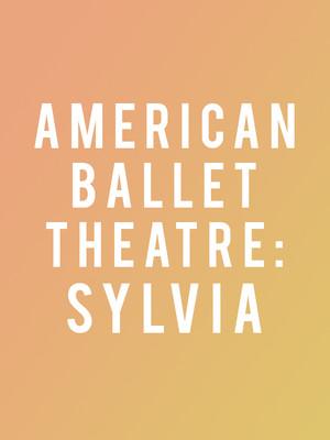 American Ballet Theatre: Sylvia at Metropolitan Opera House