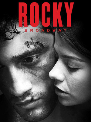 Rocky, The Musical Poster