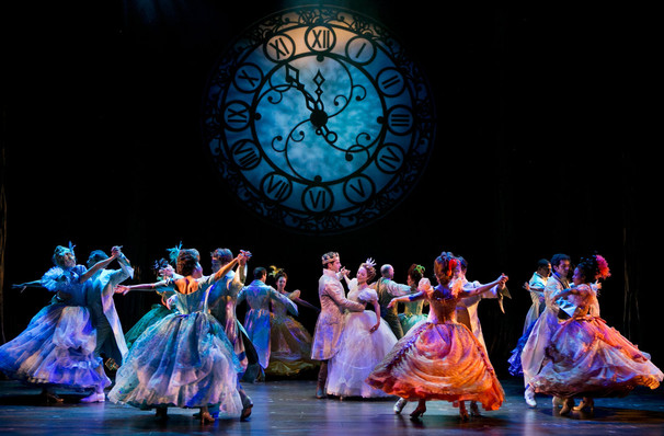Rodgers and Hammerstein's Cinderella - The Musical's whistlestop visit to Huntsville