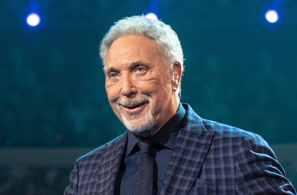 Dates announced for Tom Jones