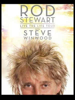 Rod Stewart & Steve Winwood at Madison Square Garden