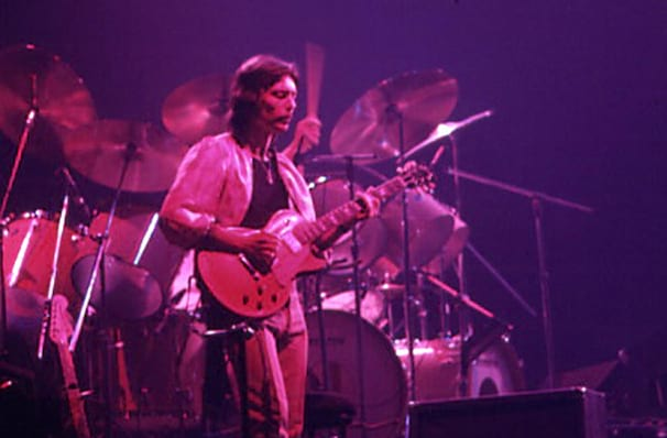 Steve Hackett dates for your diary