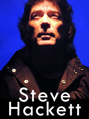 Steve Hackett at Bergen Performing Arts Center