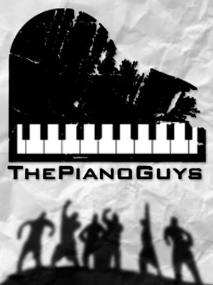 The Piano Guys, North Charleston Performing Arts Center, North Charleston