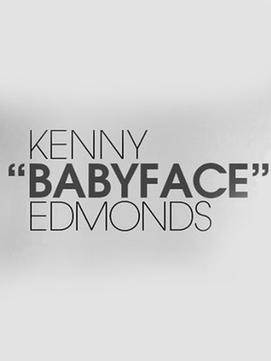 Kenny Babyface Edmonds Poster