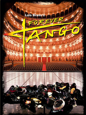 Forever Tango at Walter Kerr Theater