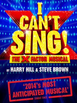 I Can't Sing! Poster