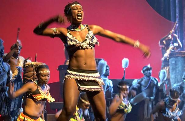 Africa Umoja, Hippodrome Theatre, Baltimore