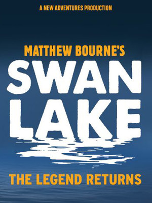 Matthew Bourne's Swan Lake at Sadlers Wells Theatre