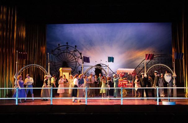 Metropolitan Opera Cosi Fan Tutte, Metropolitan Opera House, New York