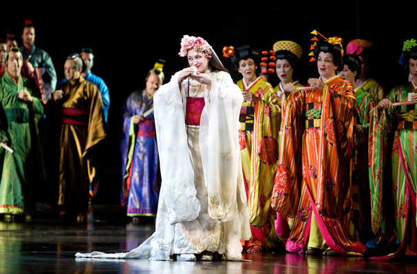 Metropolitan Opera Madama Butterfly, Metropolitan Opera House, New York