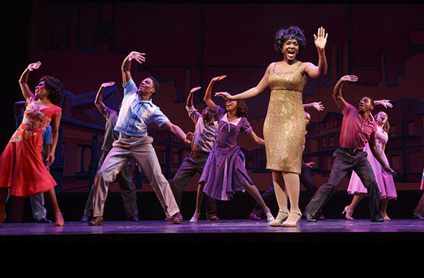 Motown The Musical Touring June