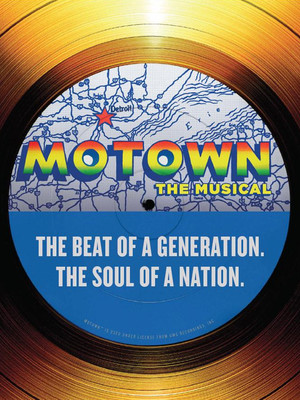 Motown - The Musical at Fisher Theatre