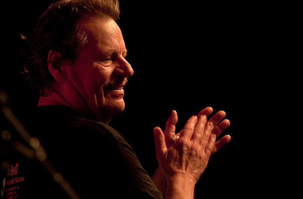 Don't miss Delbert McClinton, strictly limited run