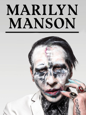 Marilyn Manson at Dos Equis Pavilion