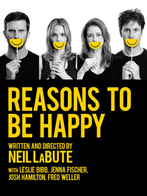 Reasons to Be Happy Poster