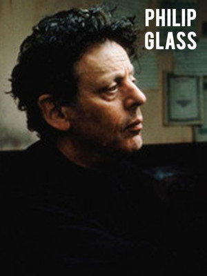 Philip Glass at Kennedy Center Concert Hall