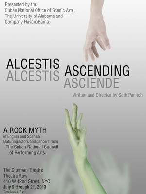 Alcestis Ascending at Clurman Theatre
