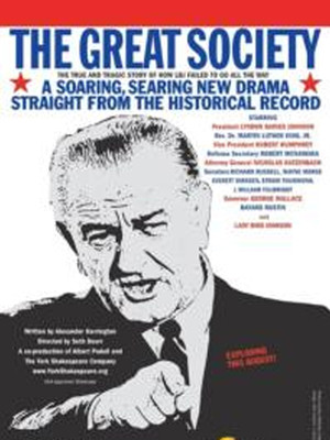 The Great Society at Clurman Theatre