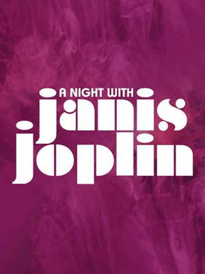 A Night With Janis Joplin Poster