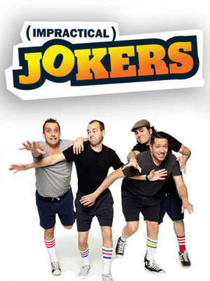 Cast Of Impractical Jokers at Fedex Forum