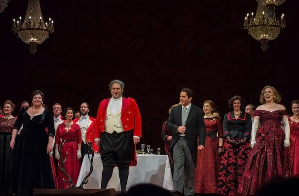 Metropolitan Opera Falstaff, Metropolitan Opera House, New York