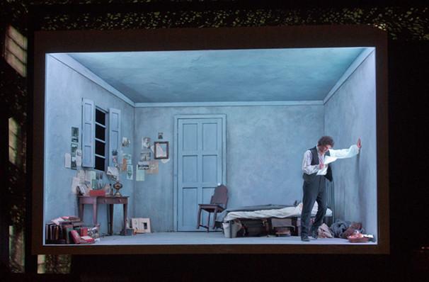 Metropolitan Opera Werther, Metropolitan Opera House, New York