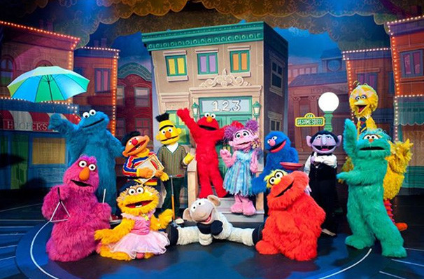 Sesame Street Live Make A New Friend, State Theatre, New Brunswick
