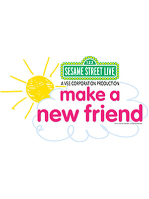 Sesame Street Live: Make A New Friend Poster