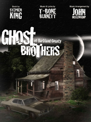 Ghost Brothers of Darkland County Poster